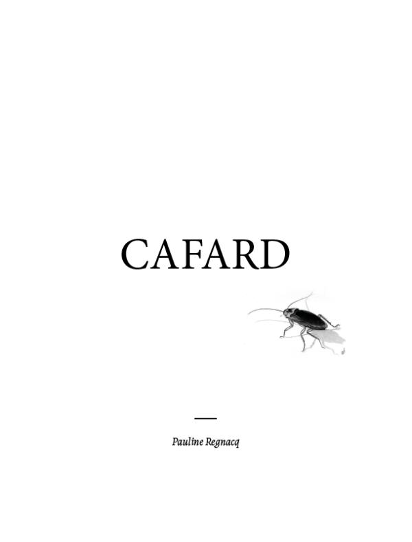 Couverture Cafard