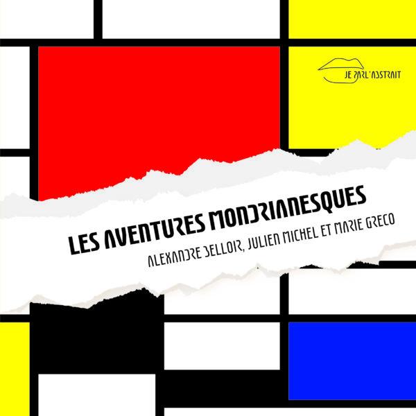 Couverture Les Aventures Mondriannesques